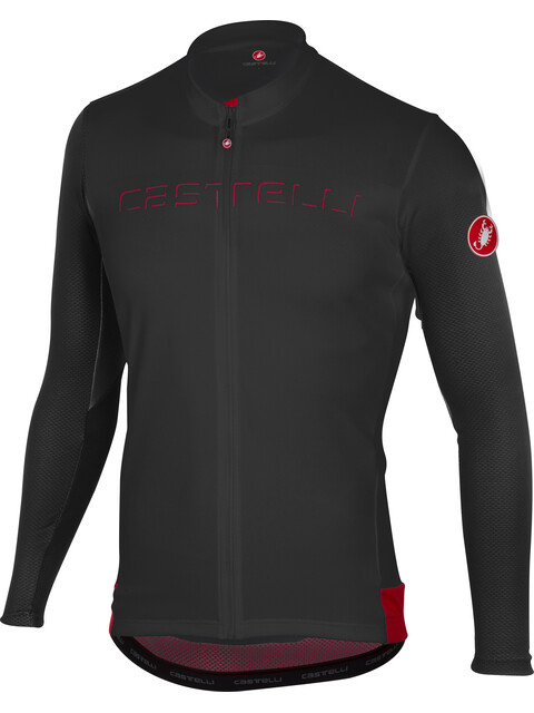 Castelli Prologo V Long Sleeve Jersey Men black